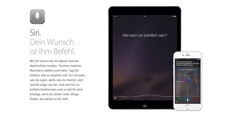 USA: Apples iPhone-Dame Siri rettet 18-Jährigem das Leben