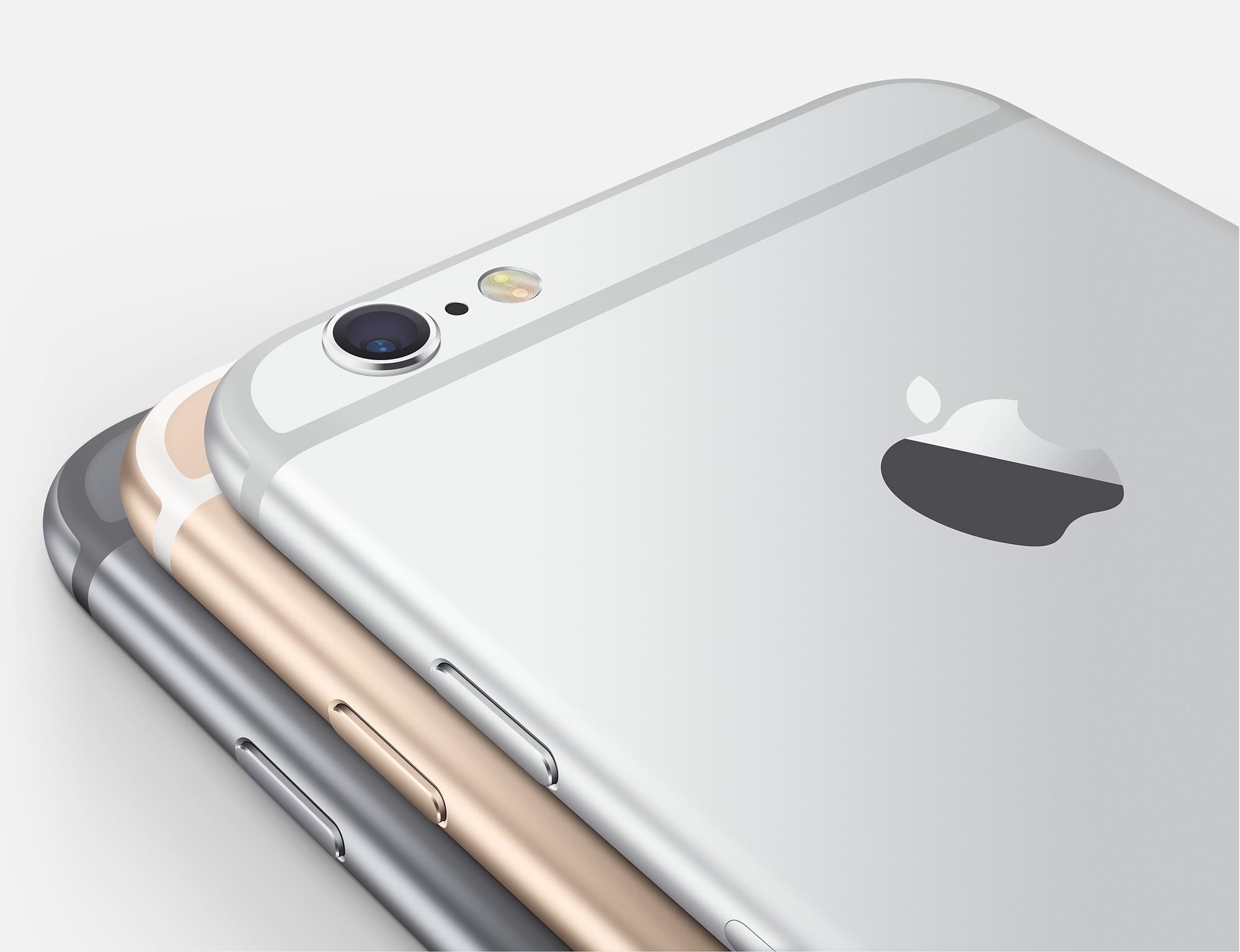 Apple iPhone 6 Plus: Austauschprogramm für iSight-Kamera