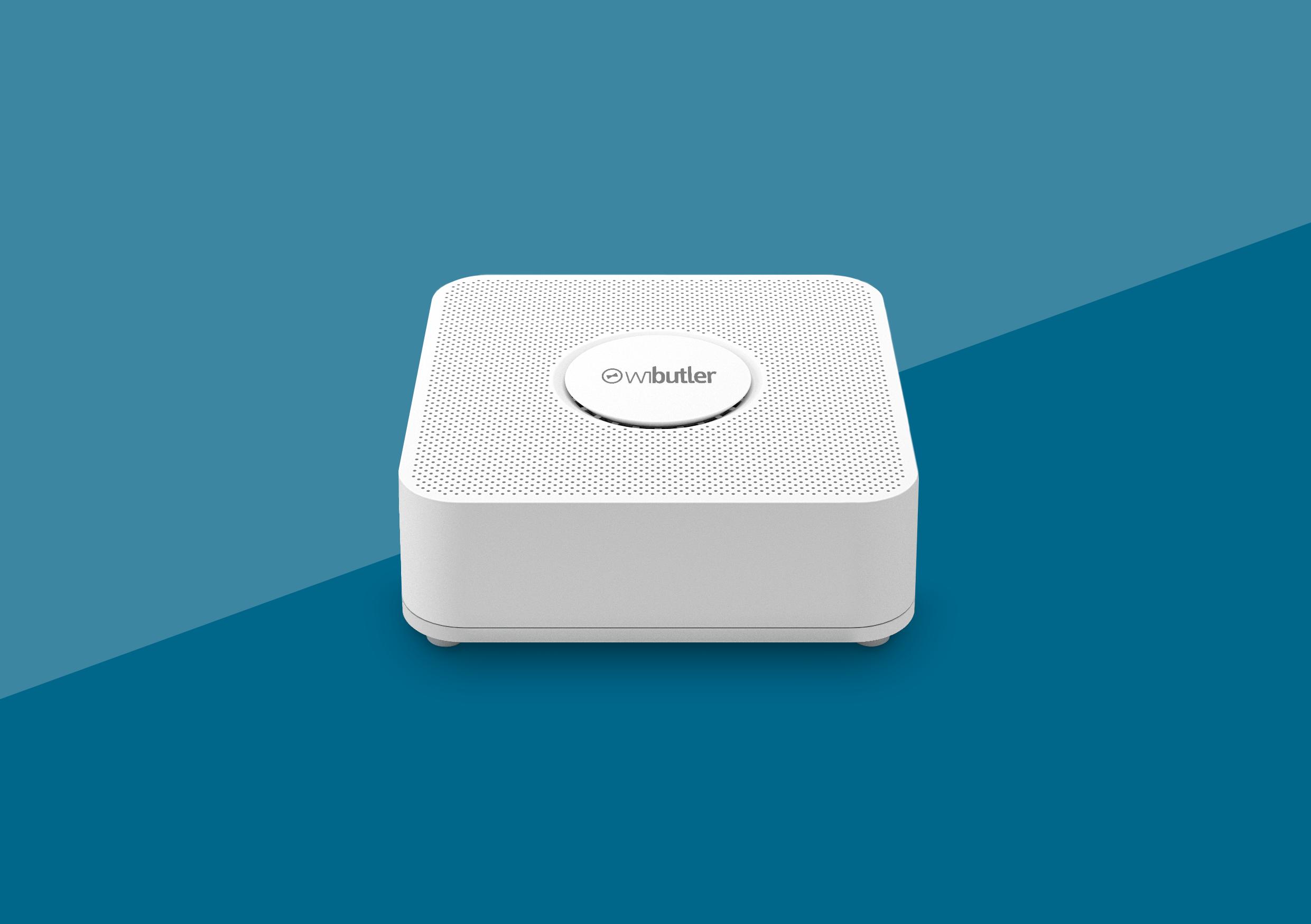 iExergy Wibutler Pro: Smart Home-Dolmetscher versteht ZigBee, EnOcean, Z-Wave oder Bluetooth