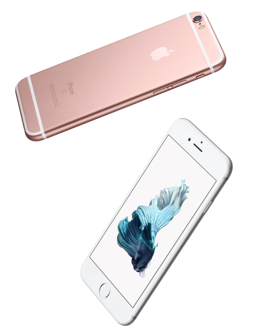 Keynote 2015: Apple iPhone 6s