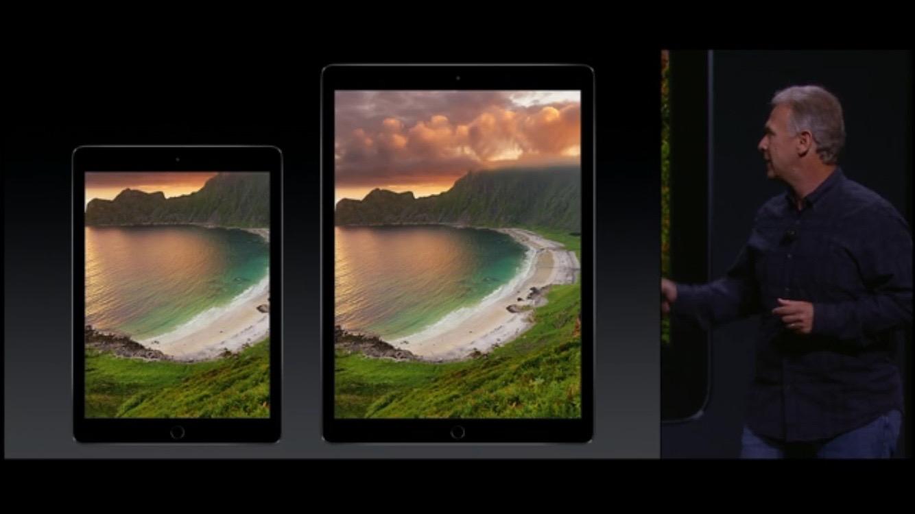 Keynote 2015: Apple iPad Pro
