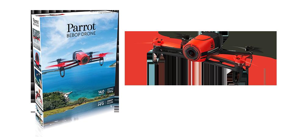 Parrot Bebop Drone | Quadrocopter
