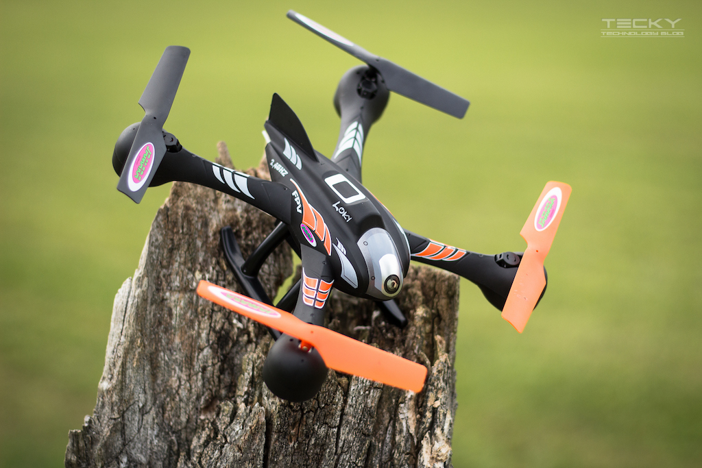Jamara Loky FPV AHP+ Quadrocopter.