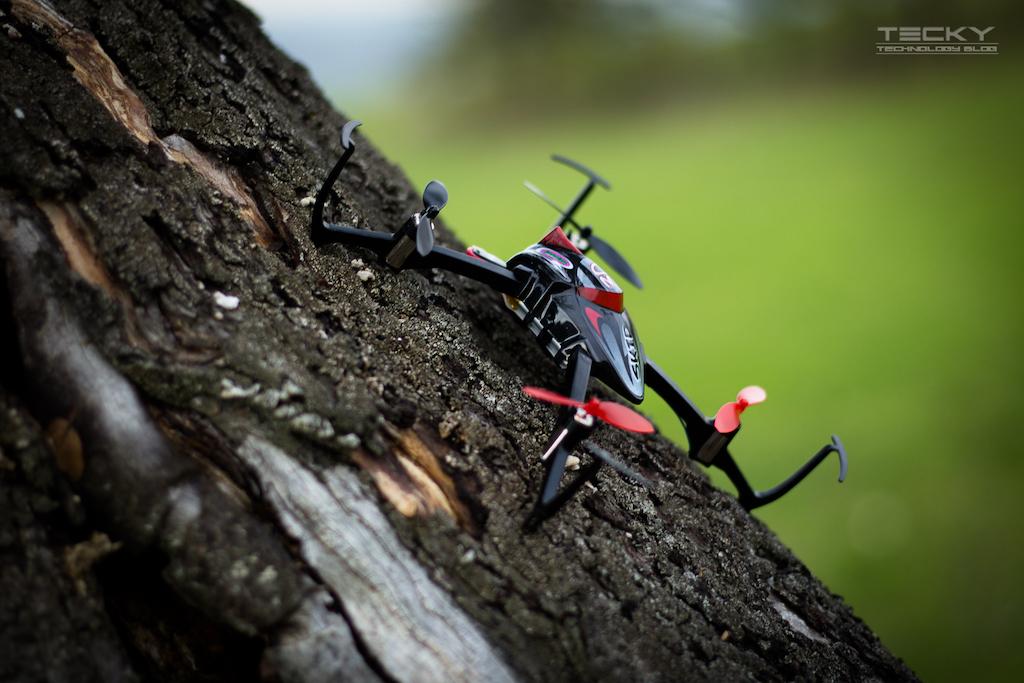 Jamara Skip 3D Quadrocopter.