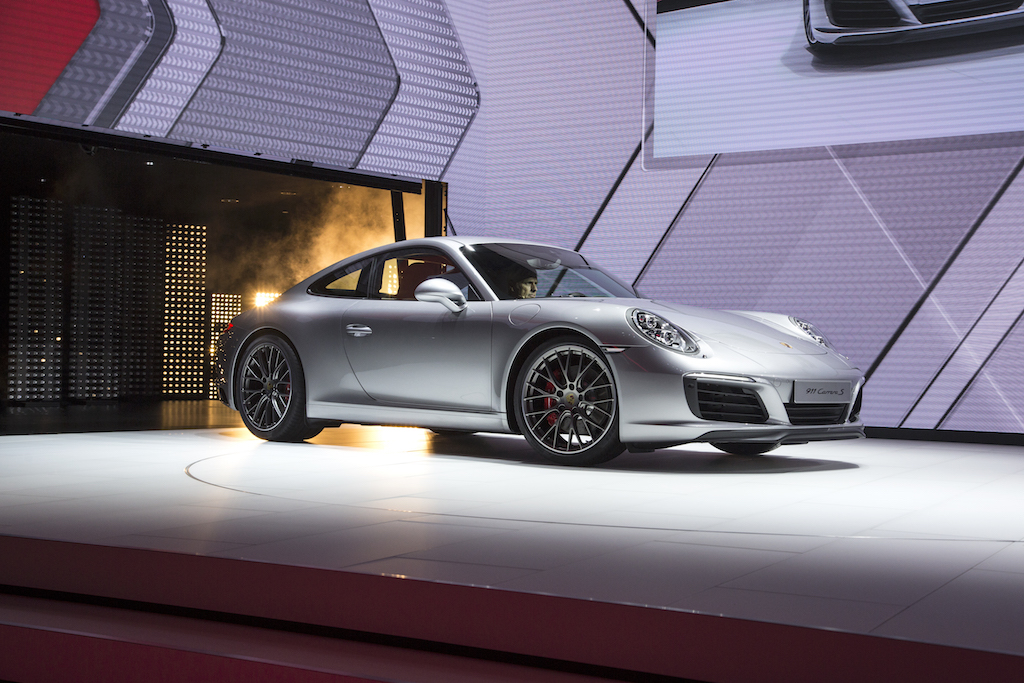 Porsche: Deshalb dürfen nur iOS- statt Android-Geräte im neuen 911er mitfahren