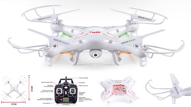 Syma X5C   Quadrocopter