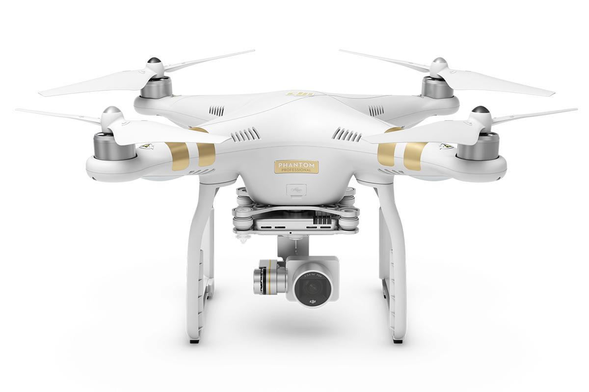 DJI Phantom 3 | Quadrocopter
