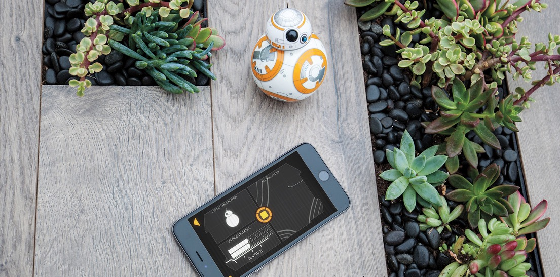 BB-8 Smartphone-App.