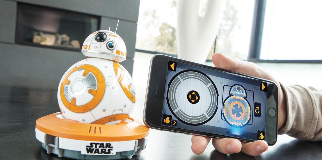 BB-8 Smartphone.