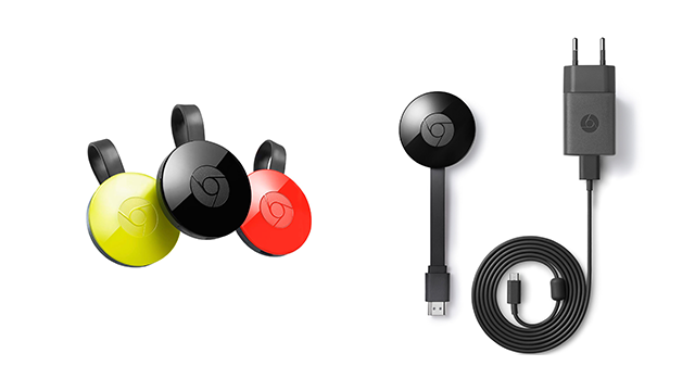 Google Chromecast (2. Generation) | Set-Top-Box & Streaming-Box