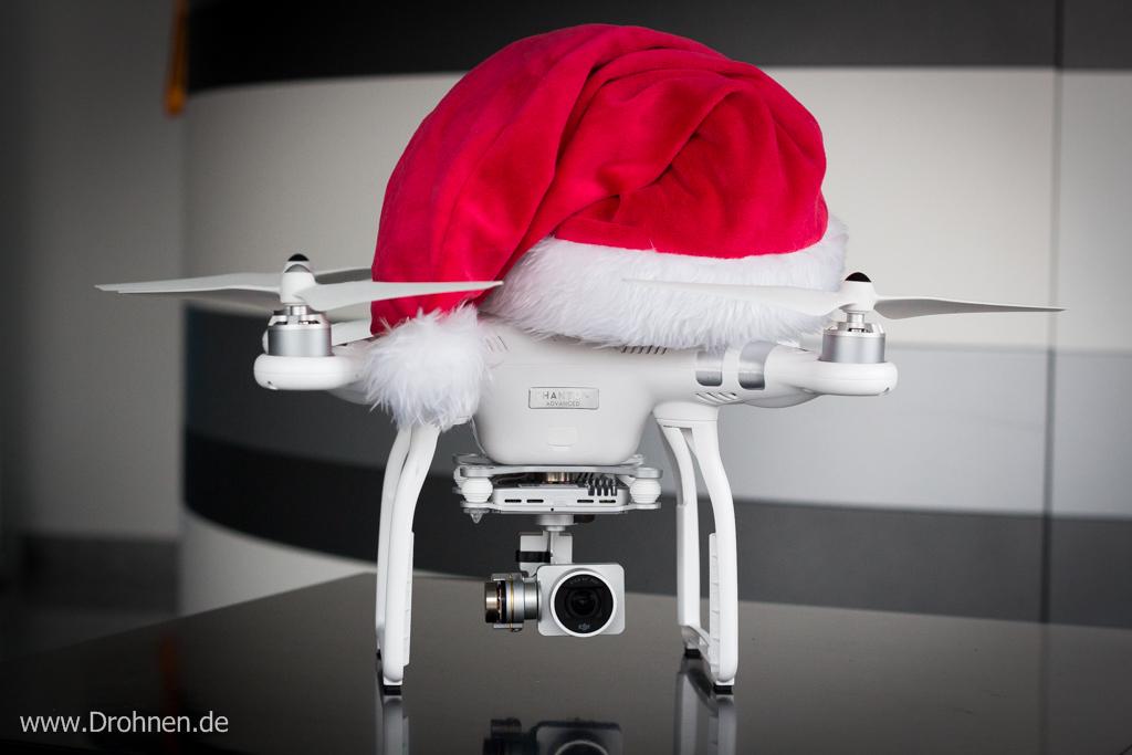 Drohnen sind das beliebteste Weihnachtsgeschenk 2015