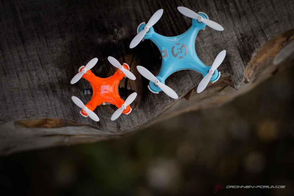 Mini-Quadrocopter wie die Skeye Pico Drone oder der Cheerson CX-10 begeistern auf ganzer Linie. Mit ihrem agilen Flugverhalten und dank ihres günstiges Preises eignen sie sich für Jung und Alt.