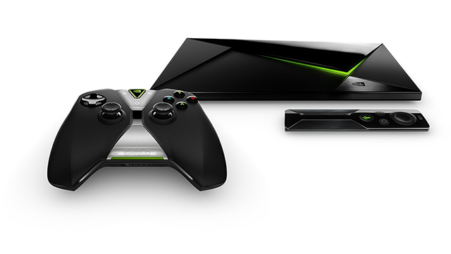 Nvidia Shield Android TV | Set-Top-Box & Streaming-Box