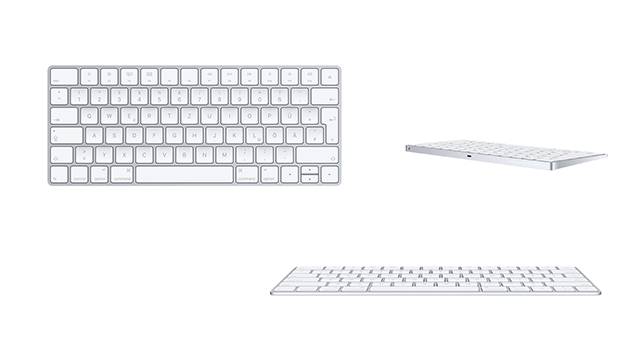 Apple Magic Keyboard (1. Generation) | Peripherie & PC-Zubehör