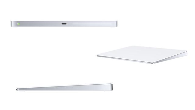 Apple Magic Trackpad (2. Generation)   Peripherie & PC-Zubehör