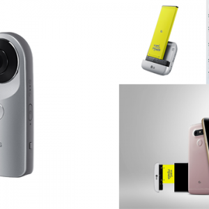 LG 360 Cam: 360-Grad-Kamera für das LG G5