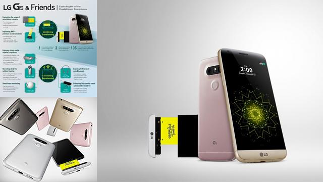 LG G5: Neues modulares Flaggschiff-Smartphone