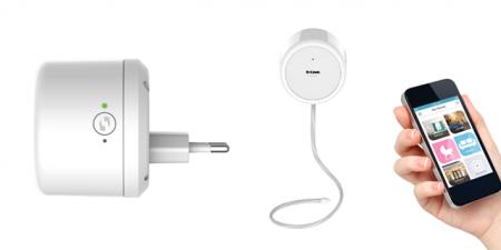 DCH–S160 mydlink Wi-Fi Water Sensor   Smart Home