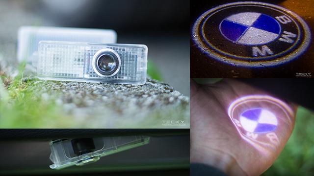 BMW LED-Türprojektoren (Review): BMW 3er E90, E91, E92, E93 und andere PKWs