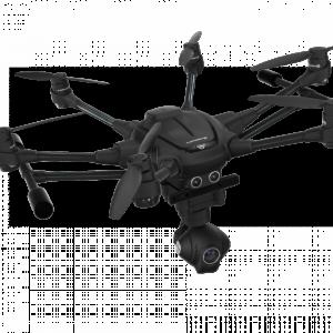 Yuneec Drohnen: 4k, Follow Me und Smartphone-Kopplungen