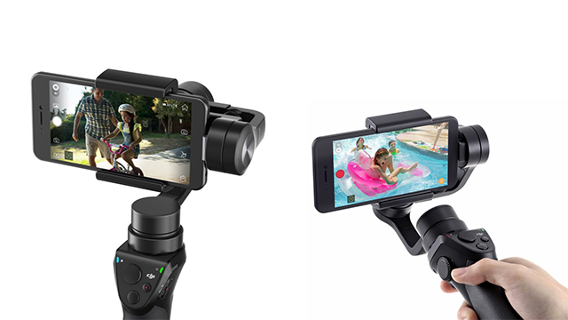 DJI Osmo Mobile: Handheld-Gimbal für Smartphones