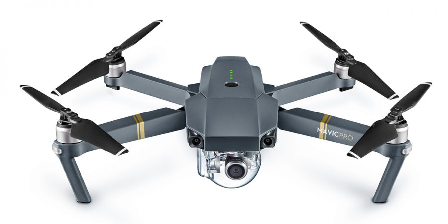 DJI Mavic: Neuer Quadrocopter von DJI Innovations