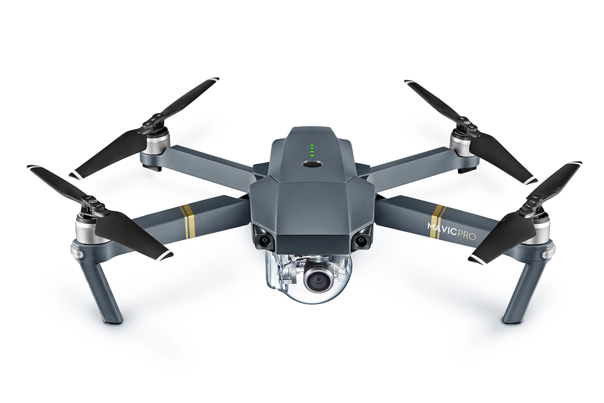 DJI Mavic: Neuer Quadrocopter von DJI Innovations