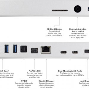 OWC: Dockingstation mit Thunderbolt 3 bringt 13 Anschlüsse an das MacBook Pro