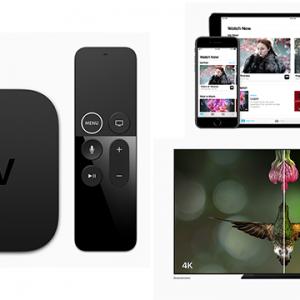 Apple TV 4K: Ab sofort erhältlich
