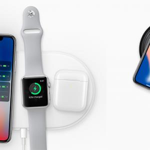 Apple AirPower: Wireless Charging für iPhone X und Co.