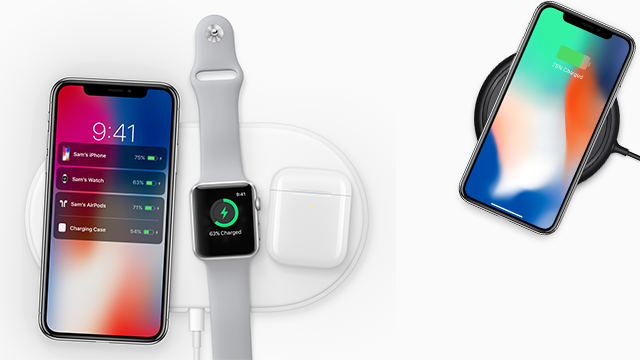 Apple AirPower: Wireless Charging für iPhone X und Co.