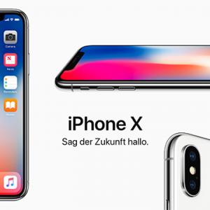 iPhone X: Jubiläums-Smartphone von Apple kommt mit vielen Neuerungen