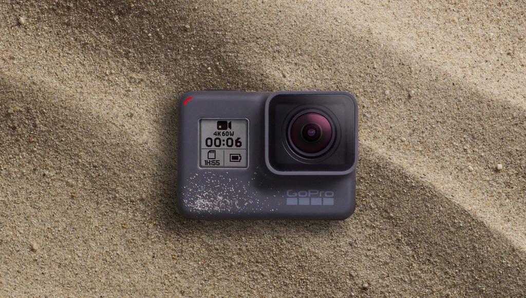 GoPro Hero 6 Black: Neue Action-Kamera vorgestellt