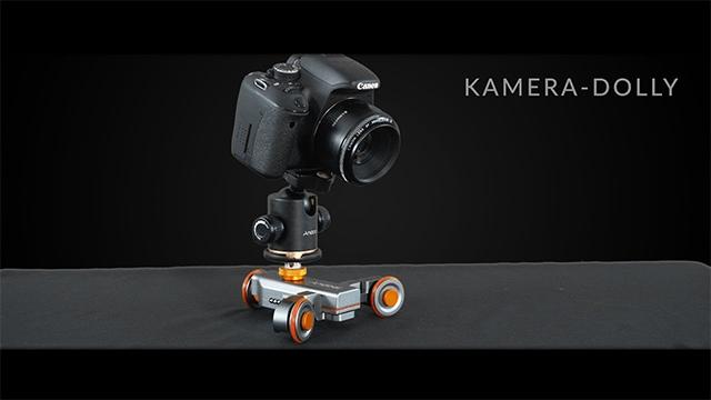Andoer L4 Kamera-Slider und Dolly | Kamera-Zubehör