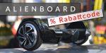 Alienboard Rabattcode / Gutschein / Coupon für ein Hoverboard