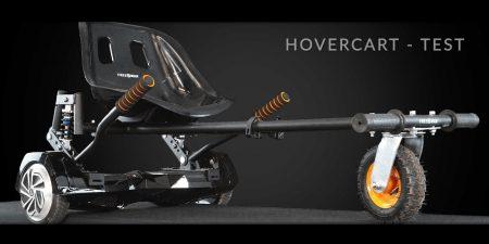 Freeman Hoverseat Hoverkart: Sitz für Hoverboards