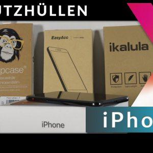 Apple iPhone X: Schutzhüllen im Test / Vergleich