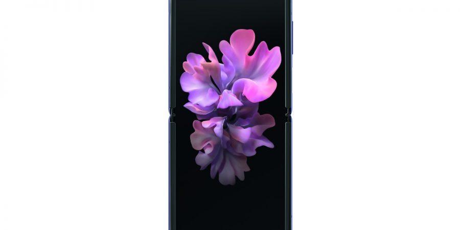 Samsung Galaxy Z Flip: Neues Falt-Handy vorgestellt