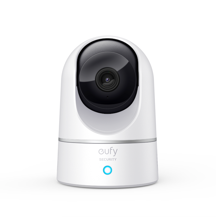 eufy Security Indoor Cam 2K mit Schwenk-Neige-Funktion