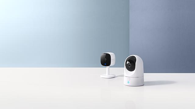 eufy Security: Neue 2K-Indoor-Kameras (mit Rabattcode zum Marktstart)