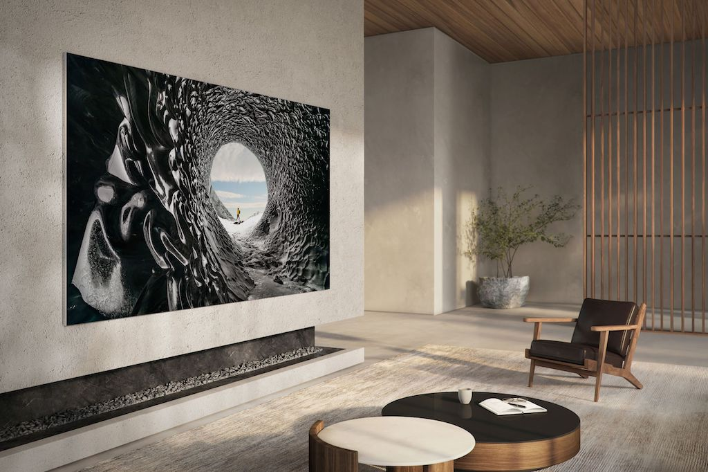 Micro LED statt OLED: Neue TV-Technologie von Samsung
