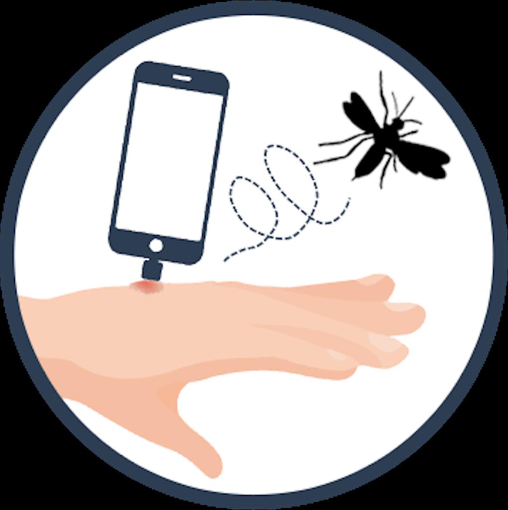 Heat it: Heiler gegen juckende Mückenstiche